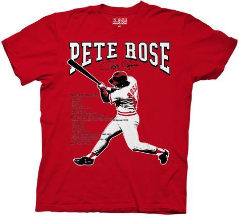 Pete Rose Rose Records T-Shirt