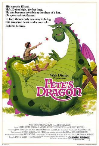 Pete's Dragon ポスター