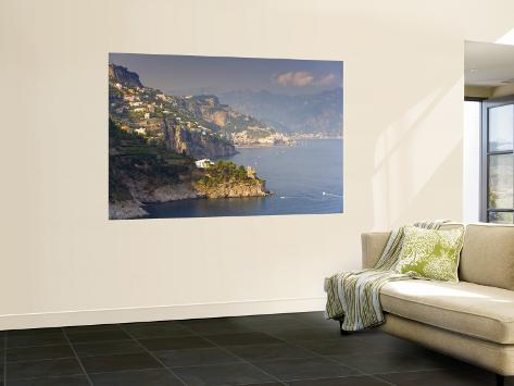 Amalfi Coast, Campania, Italy Wall Mural