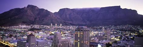 Cape Town, South Africa Photographic Print