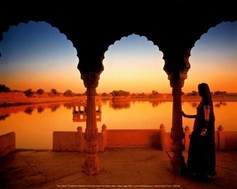 Fort Jaisalmer, Rajasthan Art Print