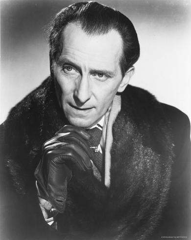 Peter Cushing Photo