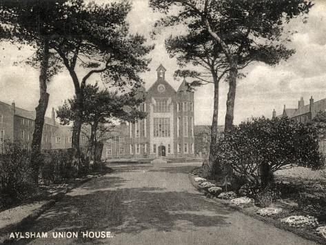 Union Workhouse, Aylsham, Norfolk Photographic Print
