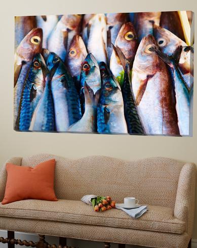 Fish V Loft Art