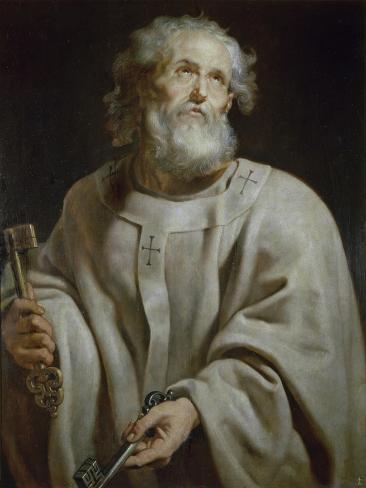 Saint Peter Giclee Print
