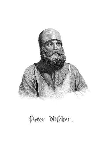 Peter Vischer Stampa giclée