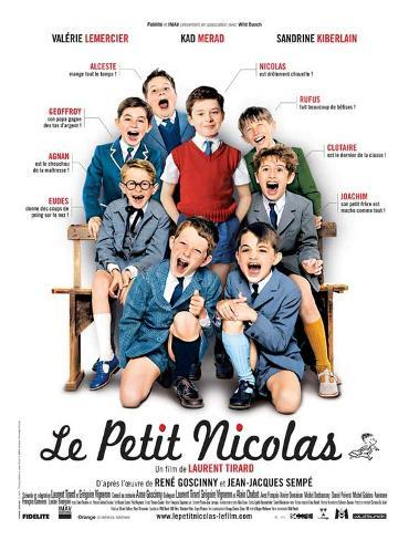 Petit Nicolas, Le Movie Poster Stampa master