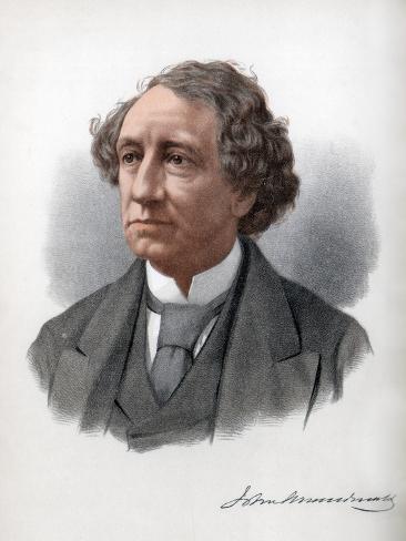 Sir John Alexander Macdonald, 1st Prime Minister of Canada, C1890 Giclee Print