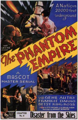 Phantom Empire Masterprint