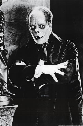 Phantom of the Opera Movie (Lon Chaney) Poster Print Poster