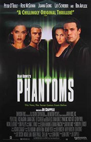 Phantoms Original Poster