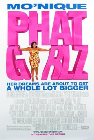 Phat Girlz Póster original