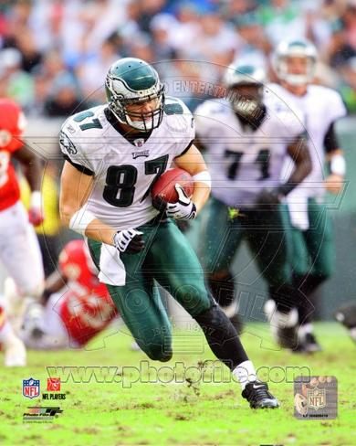 Philadelphia Eagles - Brent Celek Photo Photo