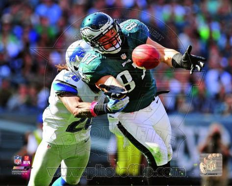 Philadelphia Eagles - Brent Celek Photo Photo