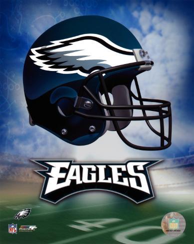 Philadelphia Eagles Helmet Logo Photo