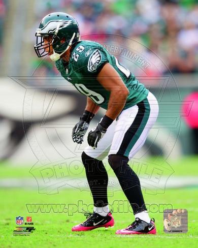 Philadelphia Eagles - Nate Allen Photo Photo