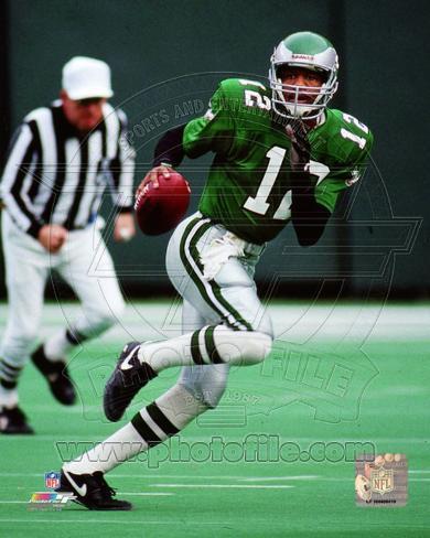 Philadelphia Eagles - Randall Cunningham Photo Photo