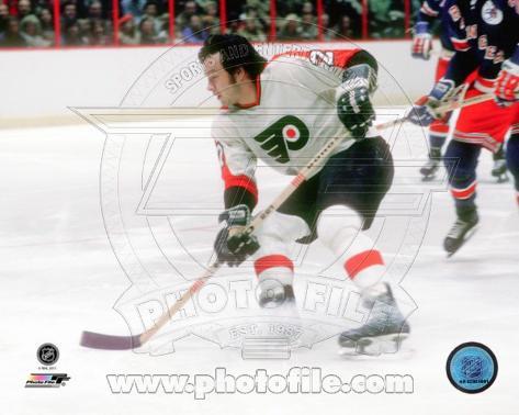 Philadelphia Flyers - Reggie Leach Photo Photo
