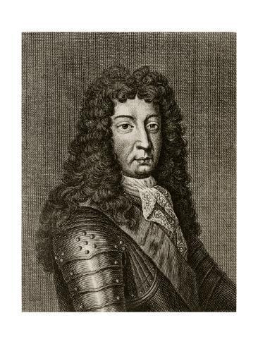 Philibert, Comte de Gram Giclee Print