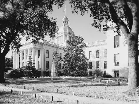Florida State Capital Photographic Print