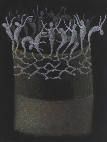 Hydrozoan Giclee Print