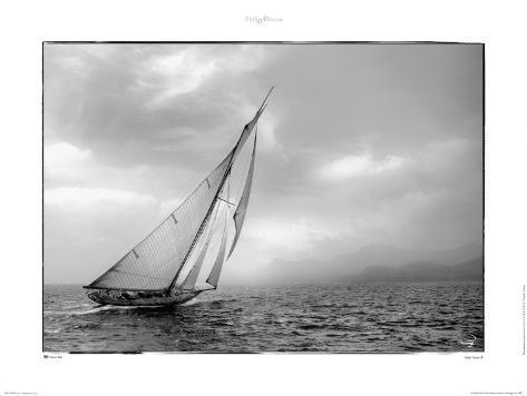 Classic yacht print