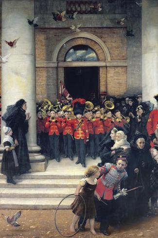 Sons of the Brave, 1880 Giclee Print