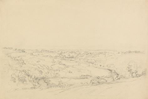 Richmond, Yorkshire Giclee Print