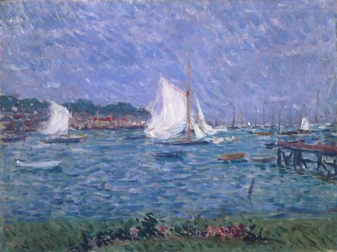 Summer at Cowes, 1888 Giclee Print