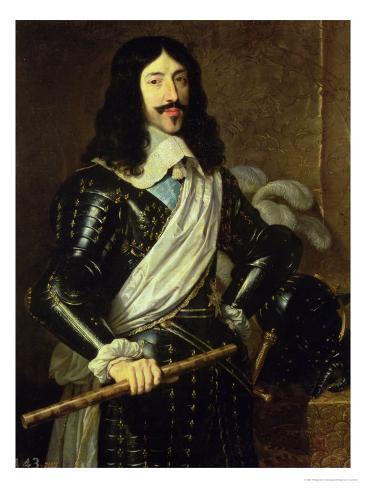 Louis XIII Giclee Print