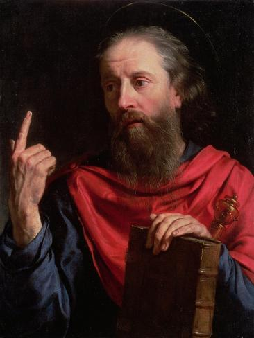 St.Paul Giclee Print