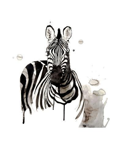 Zebra I Stampa artistica