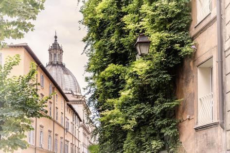 Dolce Vita Rome Collection - Architecture Rome III Photographic Print