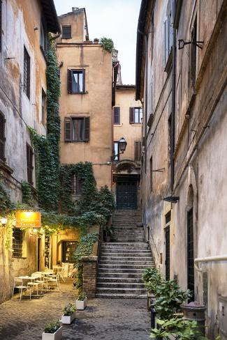 Dolce Vita Rome Collection - Architecture Rome Photographic Print