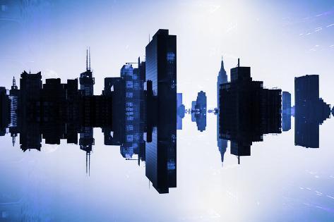 New York City Reflections Series Photographic Print