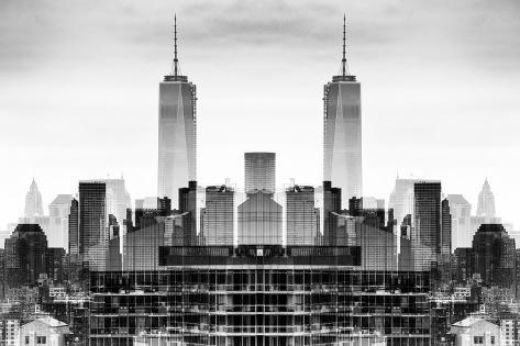 New York City Reflections Series Photographic Print