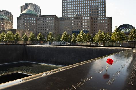 Panoramic Landscapes Memorial World Trade Center New York