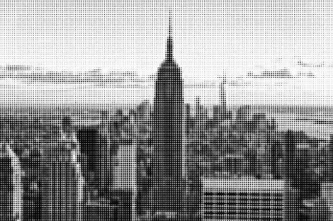 Pixels Print Series Photographic Print