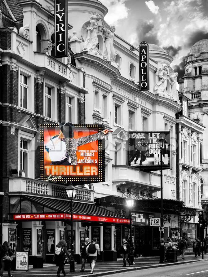 Lyric lyric theatre london : Thriller Live Lyric Theatre London - Celebration of Michael ...