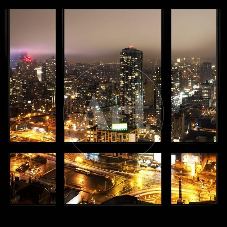 View From The Window Downtown Manhattan Photographic Print Philippe Hugonnard Allposters Com