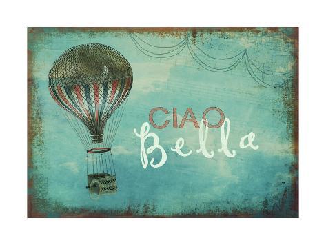 Ciao Bella Stampa giclée premium