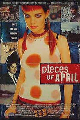 Pieces Of April Original Poster