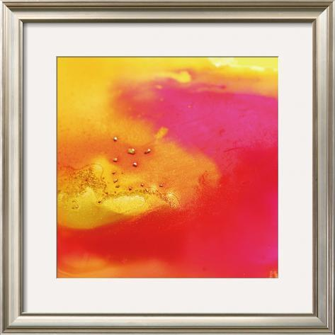 Q4B 4721, Carre 3, 2008 Framed Art Print