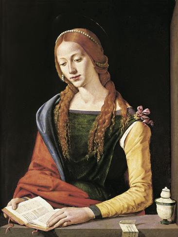 Magdalene Art Print