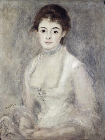 Madame Henriot Giclee Print