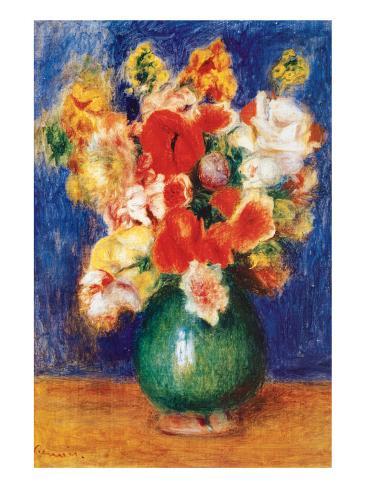 Ramo de Flores, 1905 Lámina giclée prémium