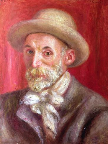 Self Portrait, 1910 Giclee Print