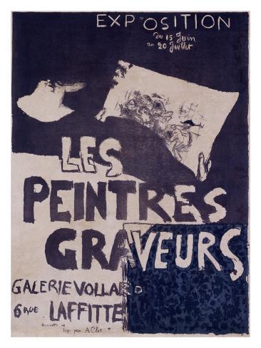 Peintres Graveurs Giclee Print