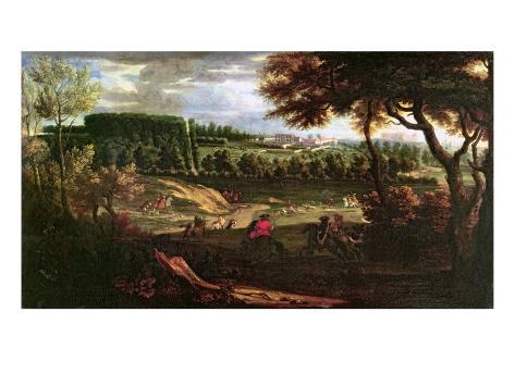 Luís XIV Impressão giclée