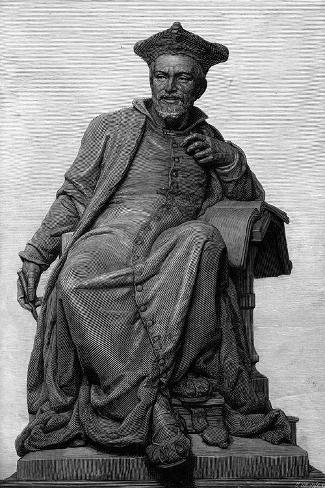 Rabelais, 1882 Giclee Print